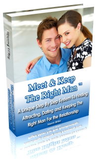 Meet & Keep The Right Man™ - Dating Book