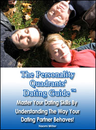 Meet & Keep The Right Man™ - personality dating
